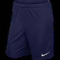 Шорты футбольные Nike Park II Knit 725887-410 Темно-синий