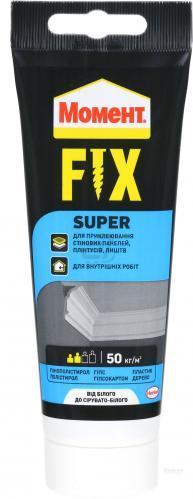 Монтажний клей Момент FIX Super 250г