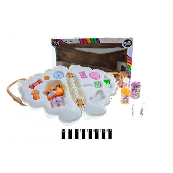 пупси слайм сюрприз игровой набор Pg5003 единорог с аксессуарами в сумочке продажа цена в івано франківську ляльки пупси от симба тойс