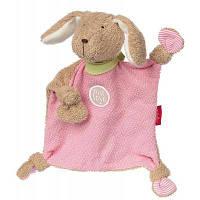 Мягкая игрушка sigikid квадратная Собачка 26 см (38785SK)