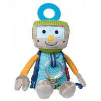 Мягкая игрушка sigikid интерактивный Робот 25 см (41673SK)