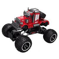 Автомобиль Sulong Toys OFF-ROAD CRAWLER на р/у – PRIME красный, аккум. 7.2V, 1:14 (SL-010AR)