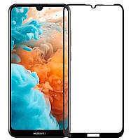 Защитное стекло Huawei Y7 2019 / Y7 Prime 2019 Full Glue 5D (Mocolo 0.33 mm)