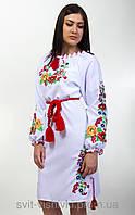 Платья вишиванка женское Диана 249-ж