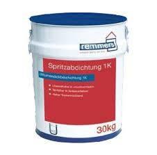 Гидроизоляционное битумное покрытие Spritzabdichtung 1K