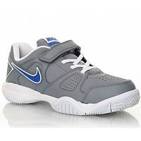 Кроссовки детские Nike JR City Court 7 PSV grey (488326-001), фото 1