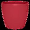 Цветочный горшок МАТИЛЬДА с системой контроля полива + дренаж (Алеана) 12х11