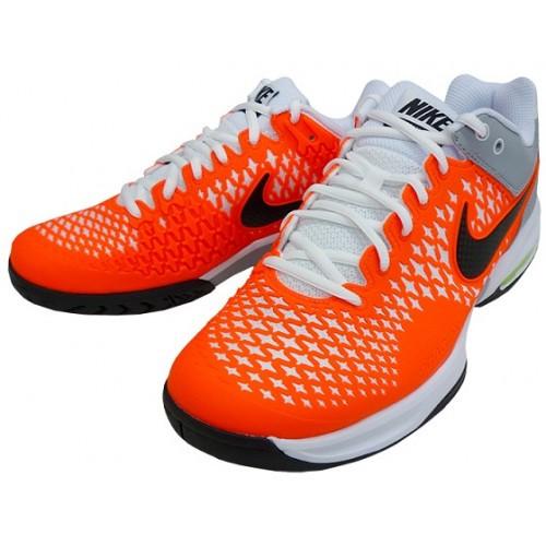 new style 353d9 aff9f ... Кроссовки мужские Nike Air Max Cage orange (554875-108) -  Интернет-магазин ...