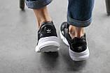Женские кроссовки Adidas Falcon Black/White (Адидас Фалькон), фото 7