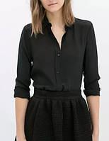 Классическая блузка 5 цветов, фото 1