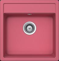 Гранитная мойка Schock Nemo N 100 S Cristalite (pink)