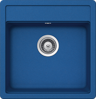 Гранитная мойка Schock Nemo N 100 S Cristalite (blue)