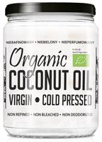 Кокосовое масло 0.5л холодного отжима нерафинир