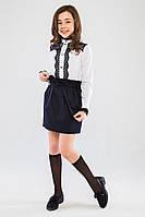 Школьная юбка для девочки р. 152, 158