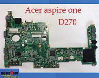 Материнская плата Acer aspire one D270  (da0ze7mb6do) MODEL: ZE7