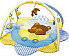 Коврик развивающий Baby Mix Мишка 3131C