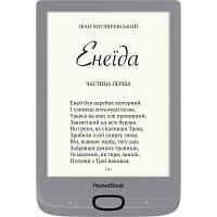 Электронная книга Pocketbook 616 Basic Lux2, Silver (PB616-S-CIS)