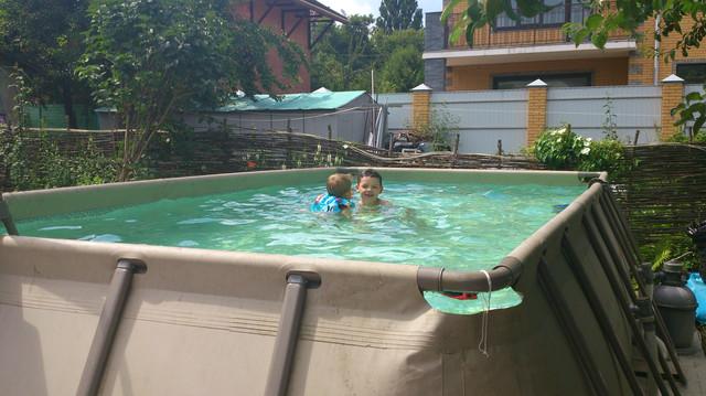 Cборной каркасный бассейн Bestway