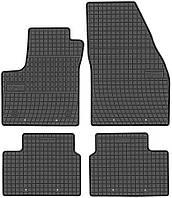 Коври салону резинові Opel Meriva II B 2010-  Elegant EL 20546108
