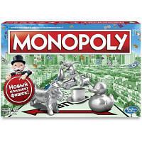 Настольная игра Hasbro Классическая Монополия обновленная (C1009_121)