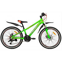 """Велосипед Premier XC 24 Disc 11"""" Green 2018 (SP0004915)"""