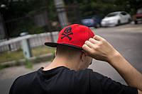 Снепбек мужской Roger красный, фото 1