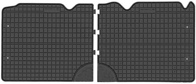 Коври салону резинові Renault Espace IV 3-й ряд 2002-2015 Elegant EL 20546924