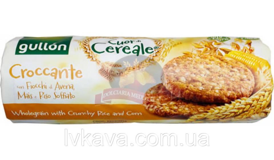 Печенье овсяное  Gullon Croccante  , 280 гр