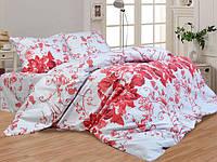 Комплект полуторного постельного белья «Бязь Пион»