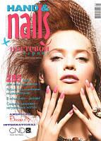 Журнал Ногтевой сервис №1 (2010) HAND & NAILS