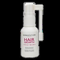 Спрей-догляд проти випадіння волосся для жінок DermoFuture , 30 мл