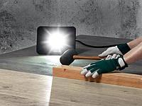 Аккумуляторный прожектор с USB выходом Parkside, фото 1