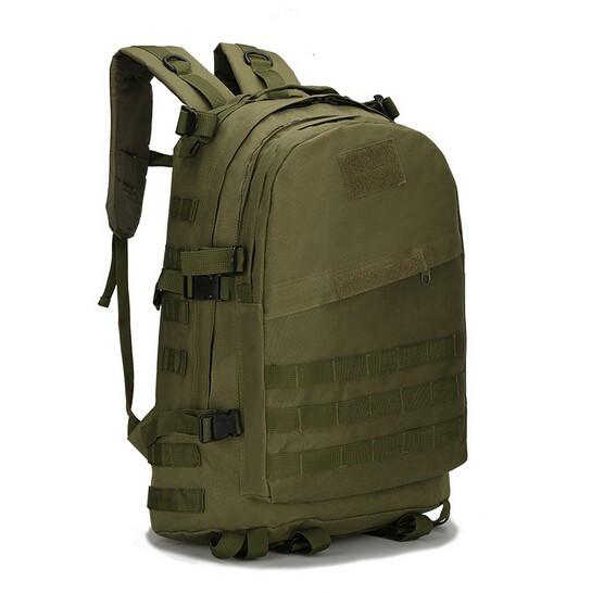 Тактичний (військовий) рюкзак Raid з системою M. O. L. L. E Olive (601 олива)
