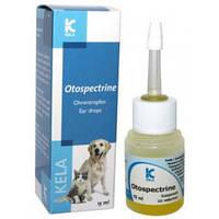 Otоspectrine (Отоспектрин) ушные капли для собак