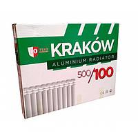 Алюминиевый радиатор Krakow 500x100 Польша