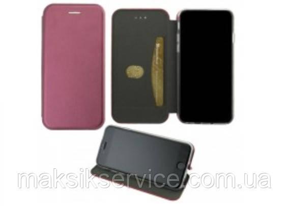 Чехол-книжка Elite Case Samsung A10 2019 A105F марсал