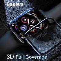 Защитное стекло Baseus 3D для Apple Watch