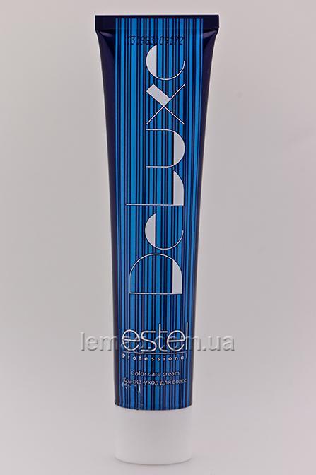 Estel DE LUXE Крем-краска 10/33 - Светлый блондин золотистый интенсивный, 60 мл