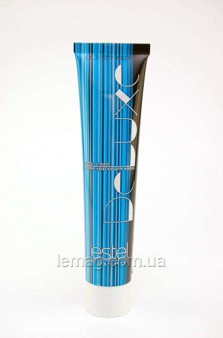 Estel DE LUXE Крем-краска 6/47 - Тёмно-русый медно-коричневый, 60 мл