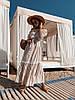 Платье женское длинное   Ледис