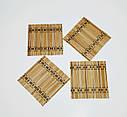 Набор бамбуковых сервировочных ковриков GA Dynasty 16020, фото 3