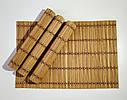 Набор бамбуковых сервировочных ковриков GA Dynasty 16020, фото 7