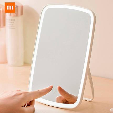 Зеркало для макияжа со светодиодной подсветкой Xiaomi Jordan Judy LED Makeup Mirror (NV026), фото 2
