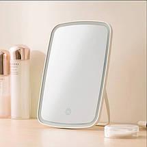 Зеркало для макияжа со светодиодной подсветкой Xiaomi Jordan Judy LED Makeup Mirror (NV026), фото 3