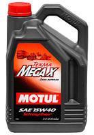 Моторное масло MOTUL Tekma Mega X 15W-40 5л