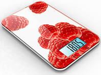 Весы кухонные электронные Magio MG-295 (raspberry)