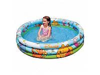 Детский надувной бассейн Intex 58915 Винни Пух, 147-33см