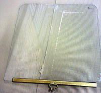 Кронштейн в сборе со стеклом двери (150.45.020-1)