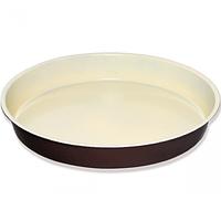 Форма для выпекания с керам. покрытием круглая d28см,h3см