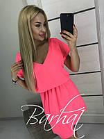 Платье женское РАСПРОДАЖА ,  42-44, 44-46   ,10 цветов,  код 0169, фото 1